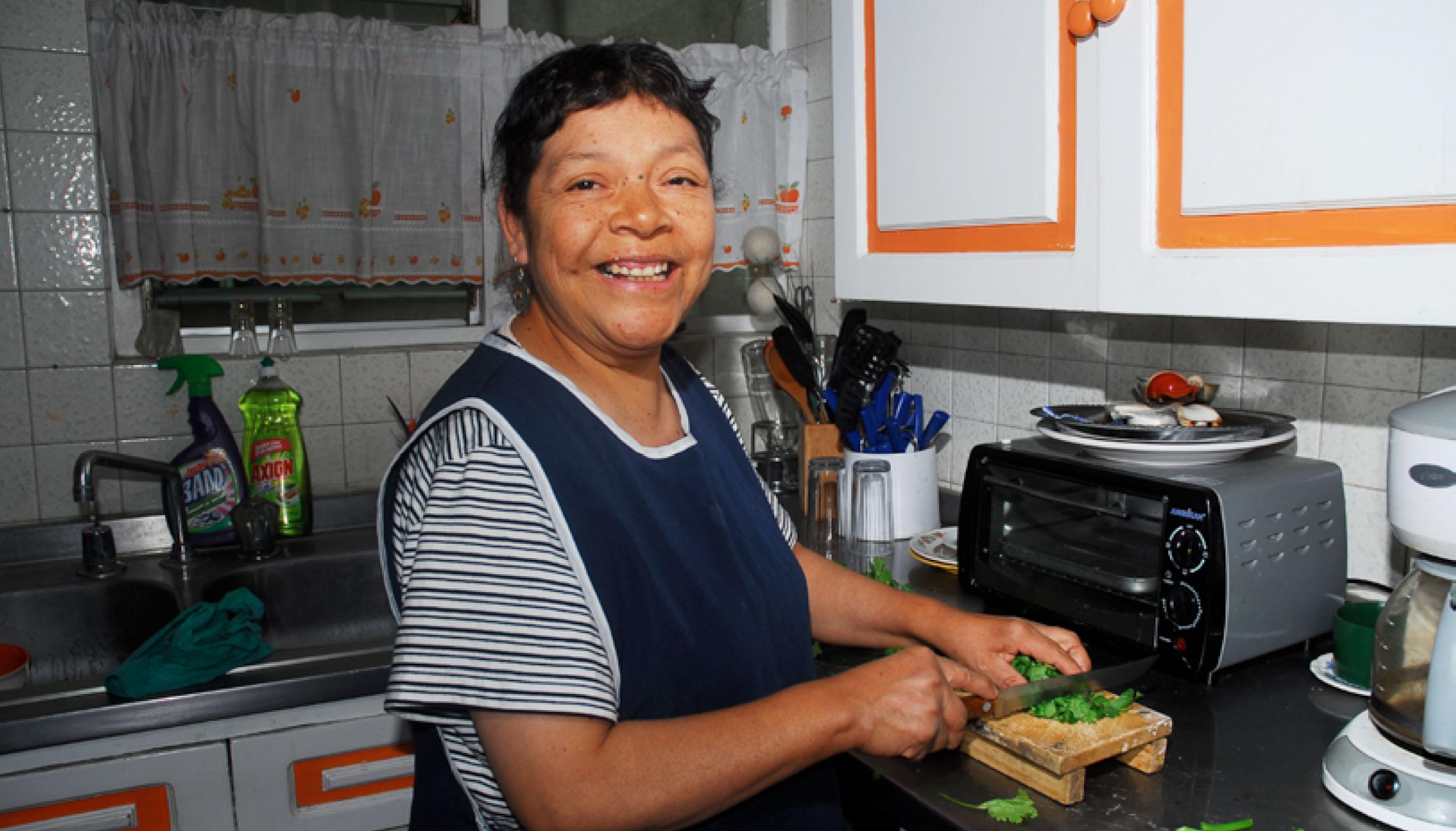 D a internacional de las y los trabajadores del hogar for Formulario trabajadores del hogar